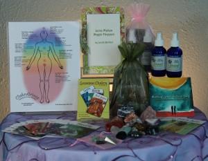 Energy Healing Kit